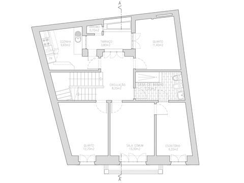 Maison 4 Chambre(s)