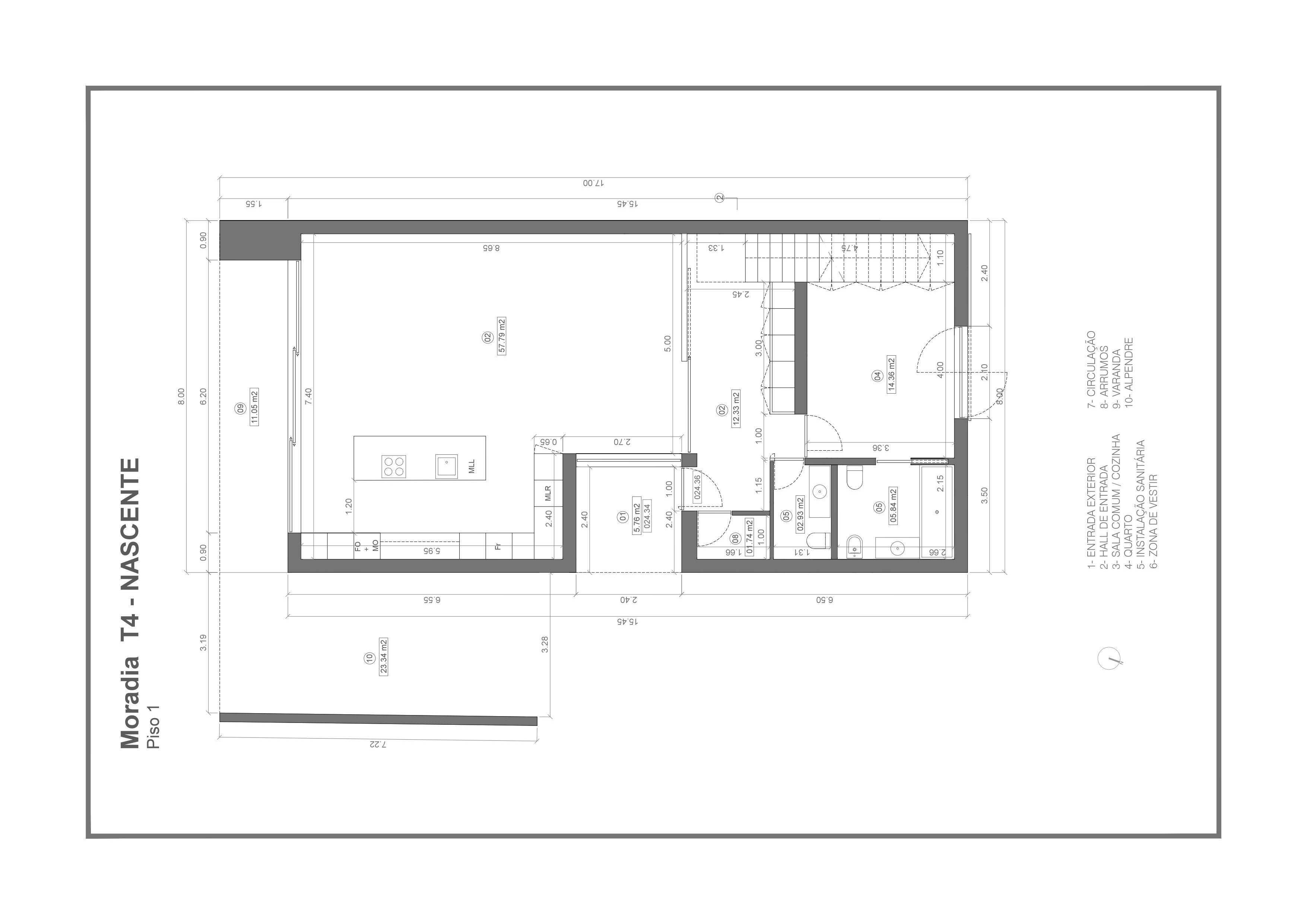 House T4