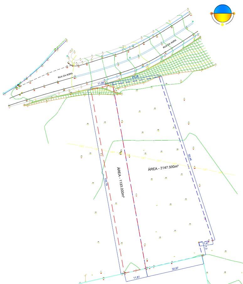 Terreno para Construção - Aradas (Glicínias)