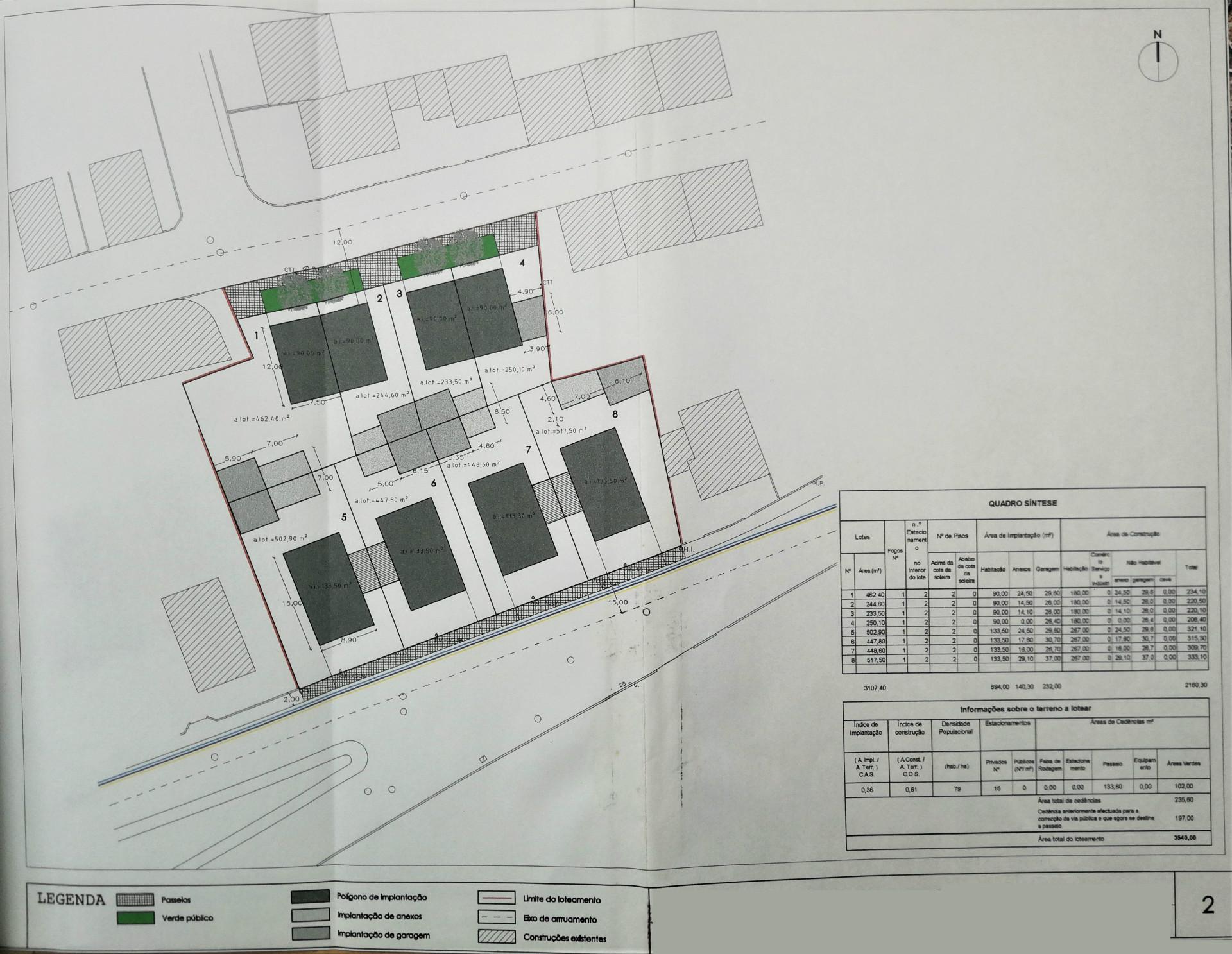 Lote de Terreno para Construção - Santa Joana