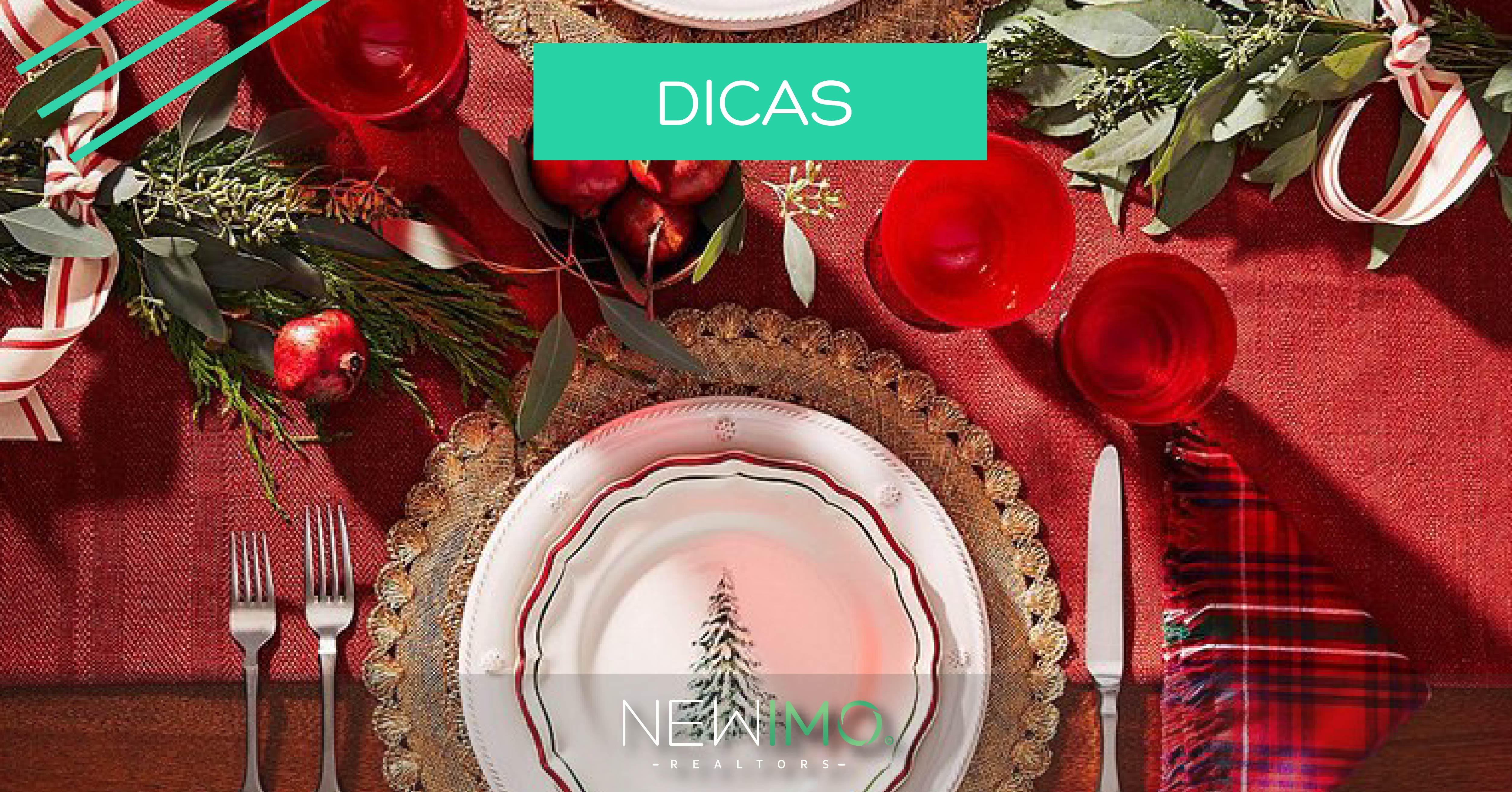 Decoração para mesa de Natal: conheça 75 ideias para decorar em 2020