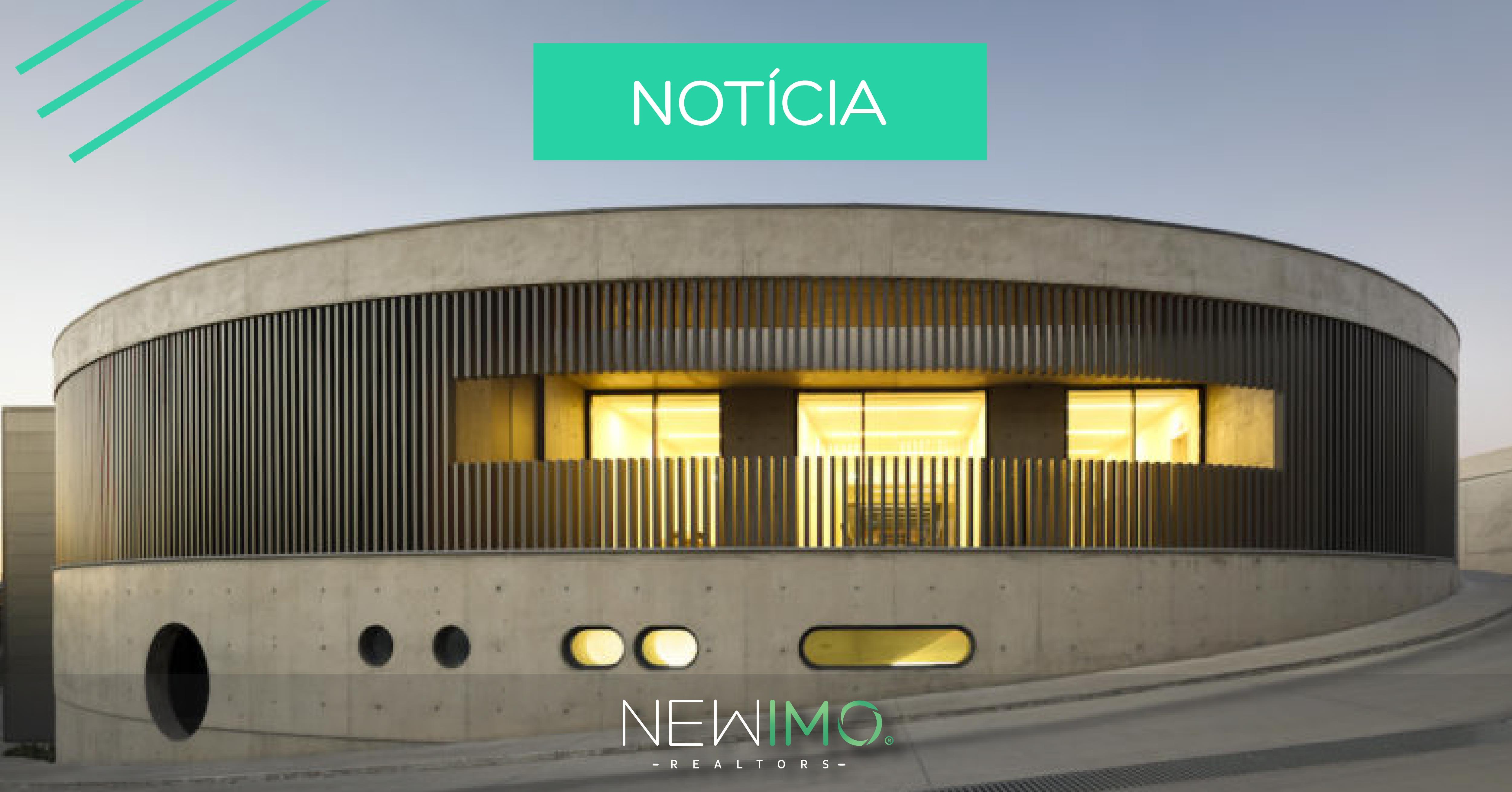 """Aveiro tem sete nomeações para o """"Building of the Year 2021"""""""