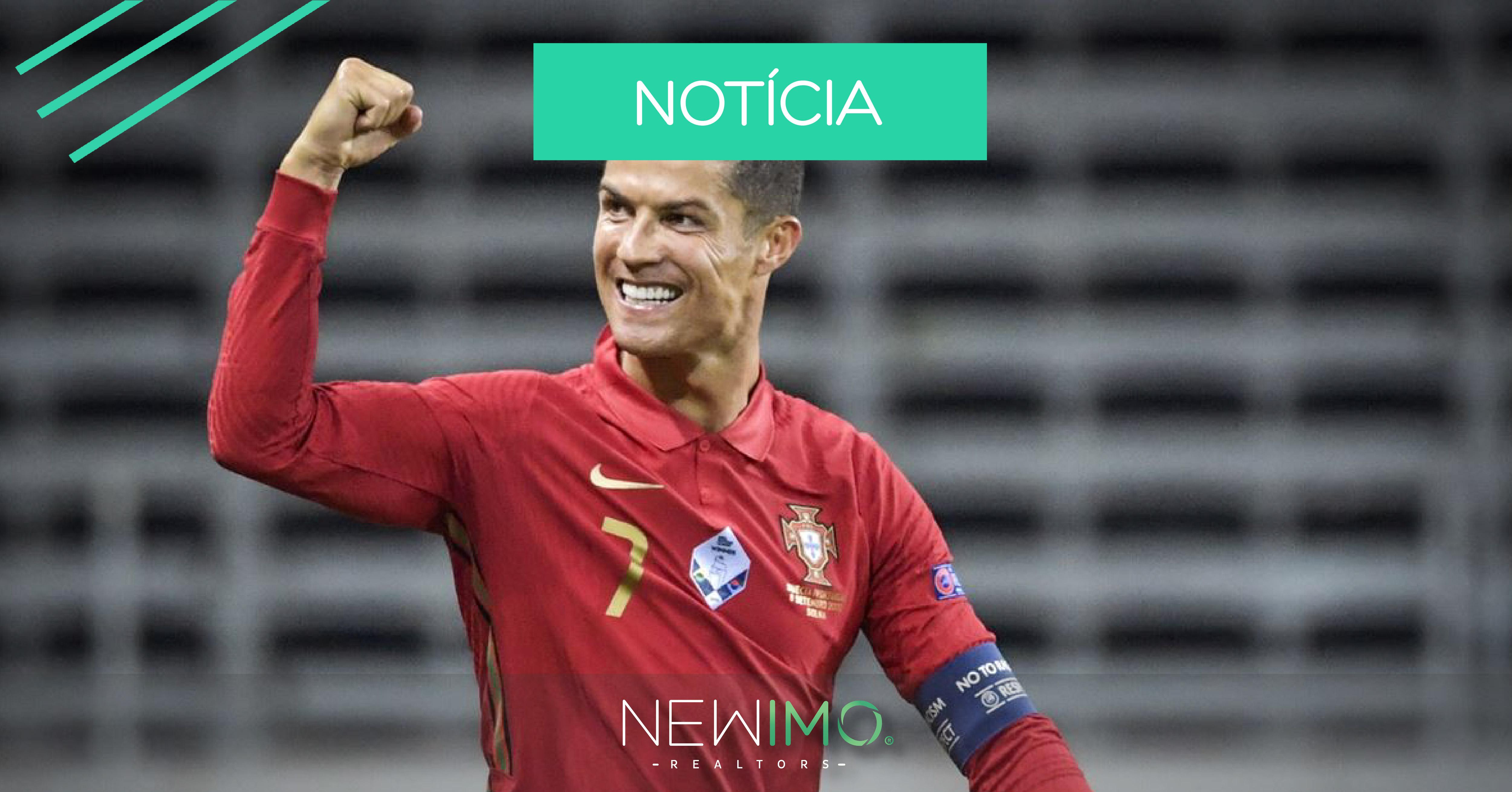 Cristiano Ronaldo investe na Quinta da Marinha: mansão estará concluída dentro de quatro anos